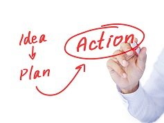 Idea, Action Plan Photo thanks to www.123RF.com