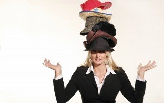 Solo Financial Advisor wearing too many hats
