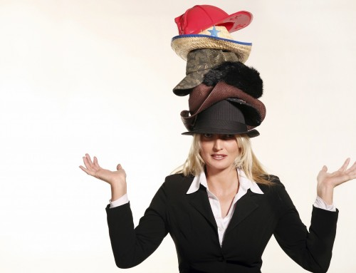 Are You Wearing Too Many Business Hats?